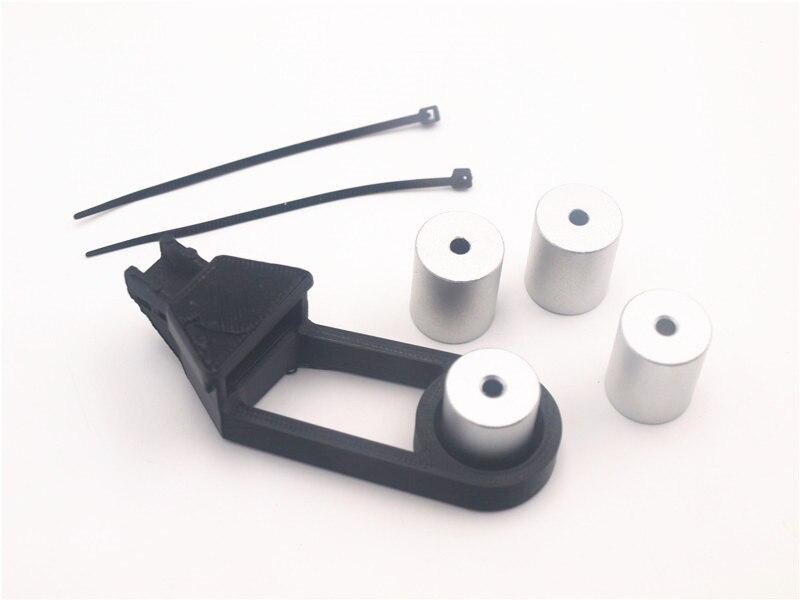 CR 10 cr 10S 3d imprimante solide entretoise/avec axe y fil train CR 10 en aluminium solide lit support de décharge de contrainte livraison gratuite|3D Printer Parts & Accessories| |  -