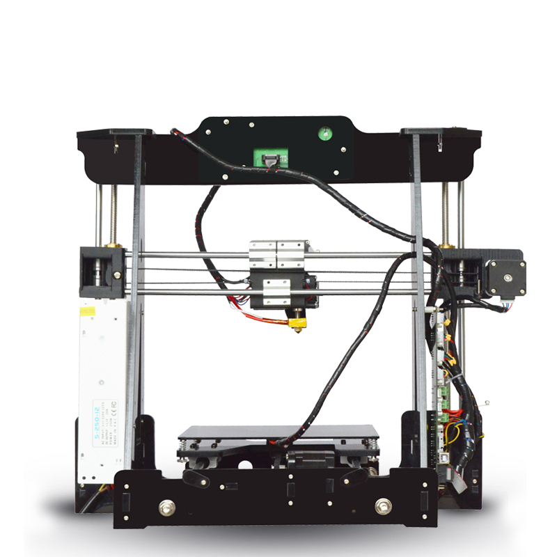 TRONXY P802M bricolage 3D imprimante Kit 220*220*240mm taille d'impression Support impression hors ligne 1.75mm 0.4mm