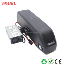 China electric bike battery USB hailong down tube battery pack Lithium ion ebike battery with charger for fat tire bike yzpower 14 6v 20a 19a 18a lifepo4 lithium battery charger for 12v battery pack ebike electric bike aluminum case