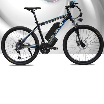 Smlro Lithium Battery Mountain Electric Bike Bicycle 26 Inch 48V 15AH 350W 27 Speed Ebike potencia Bicicleta Electrica rockwheel 2