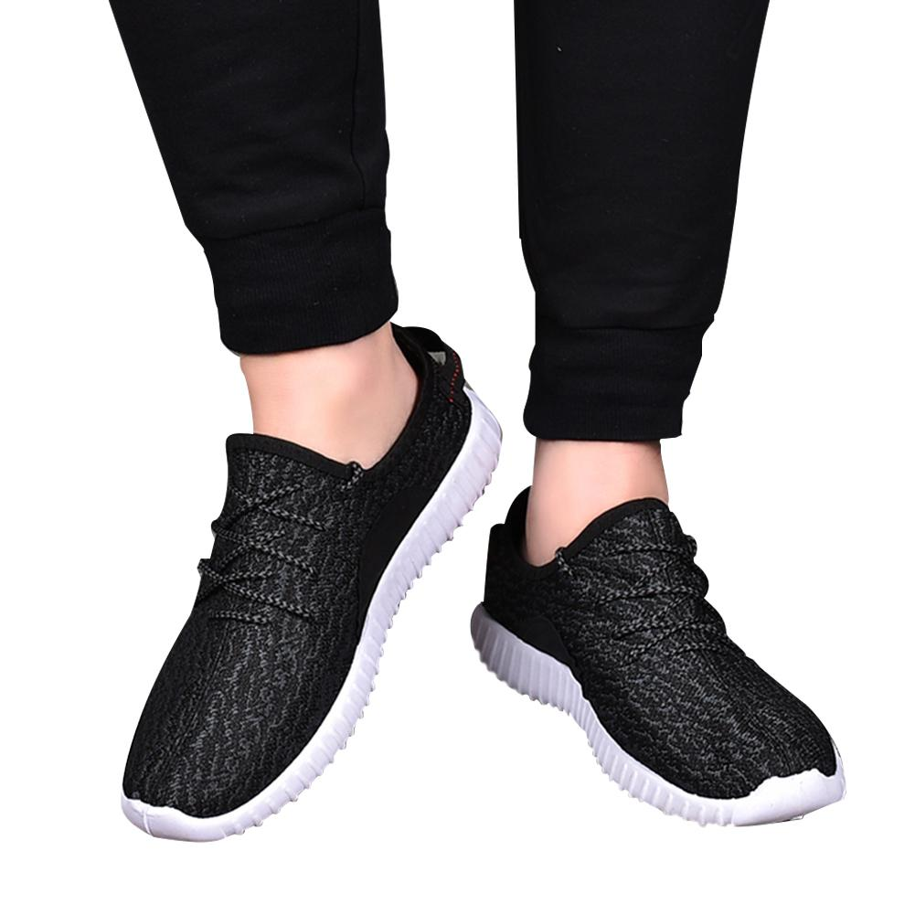 Mounchain Mens Black Running Shoes Fashion Casual Breathable Non-slip Sports Shoes Women Walking SneakersMounchain Mens Black Running Shoes Fashion Casual Breathable Non-slip Sports Shoes Women Walking Sneakers