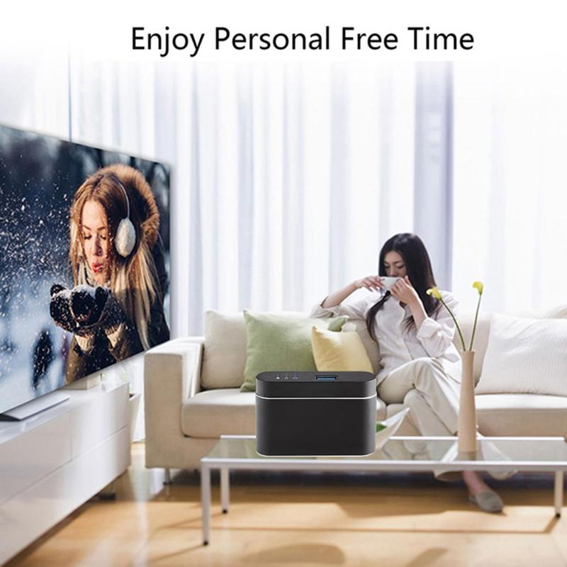 L9 Wired DLNA Miracast Airplay Screen Mirroring Bluetooth TV Stick HDMI AV Output Wired Simulator Audio and Video Output Adapter