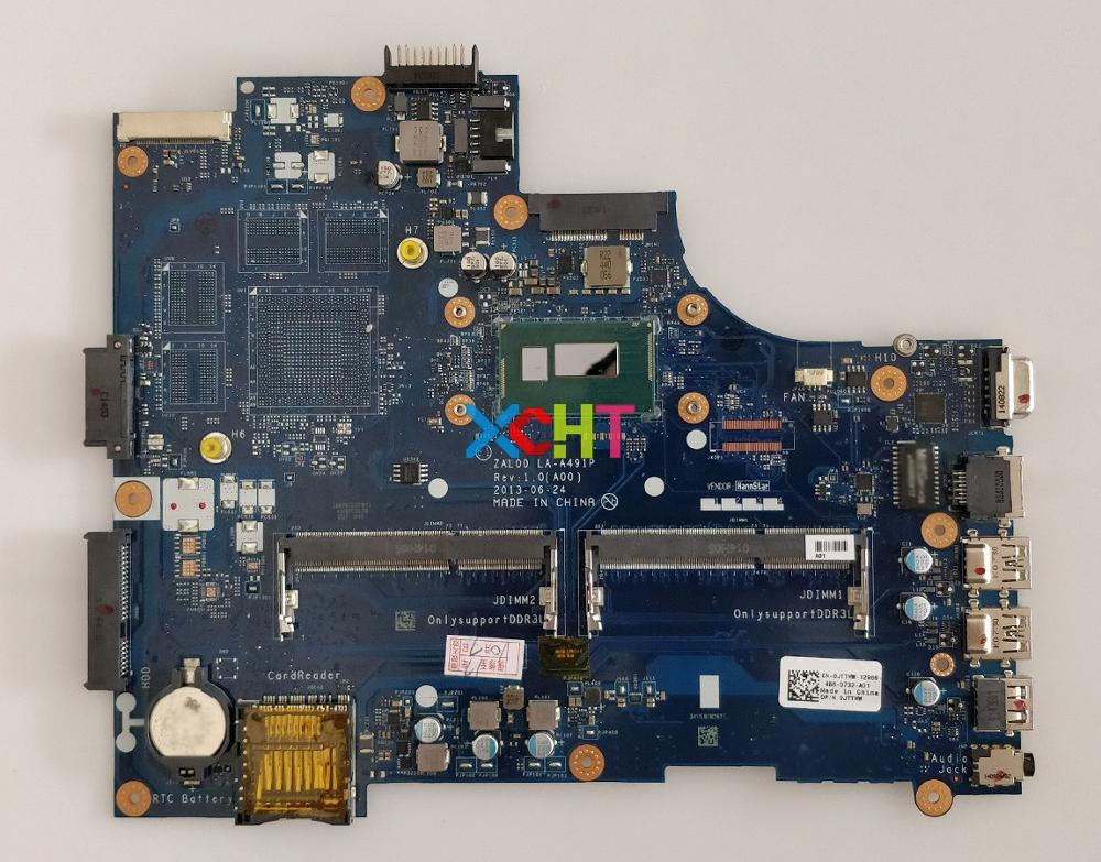 CN-0JTTMW 0JTTMW JTTMW ZAL00 LA-A491P w I5-4210U CPU for <font><b>Dell</b></font> Latitude <font><b>3540</b></font> Laptop Motherboard Mainboard Tested image