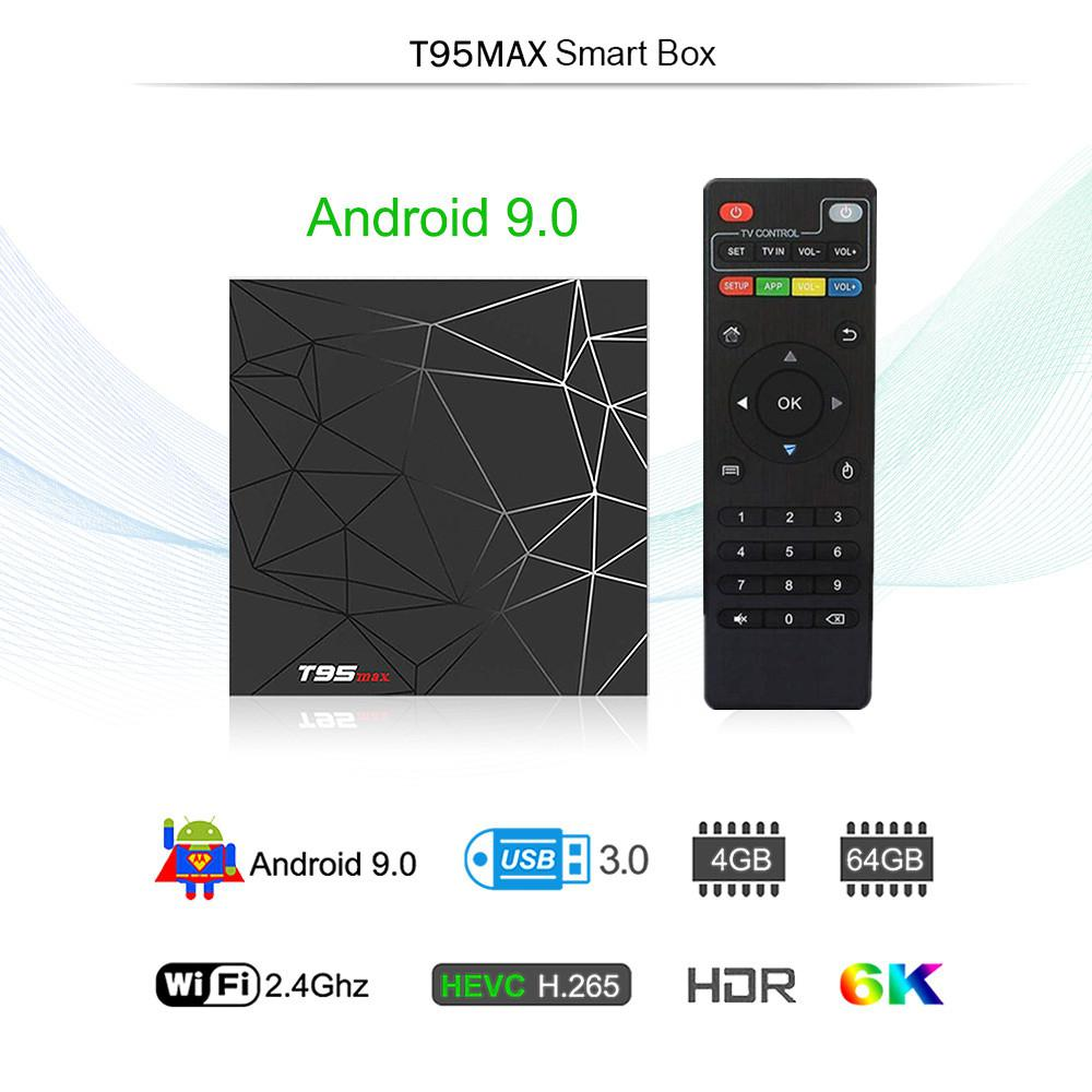 Worldwide delivery android tv box 9 0 4gb in NaBaRa Online