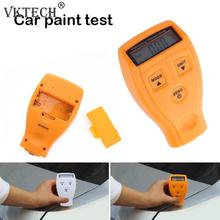 GM200 Coating Painting Thickness Gauge Tester Ultrasonic Film Mini Coating Car Paint Meter Thickness Gauge