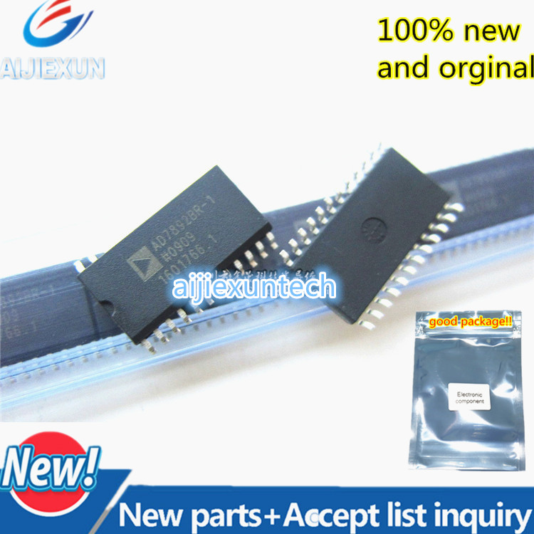 1Pcs 100% New and original  AD7892BR-1 7892 AD7892 24-SOIC in stock
