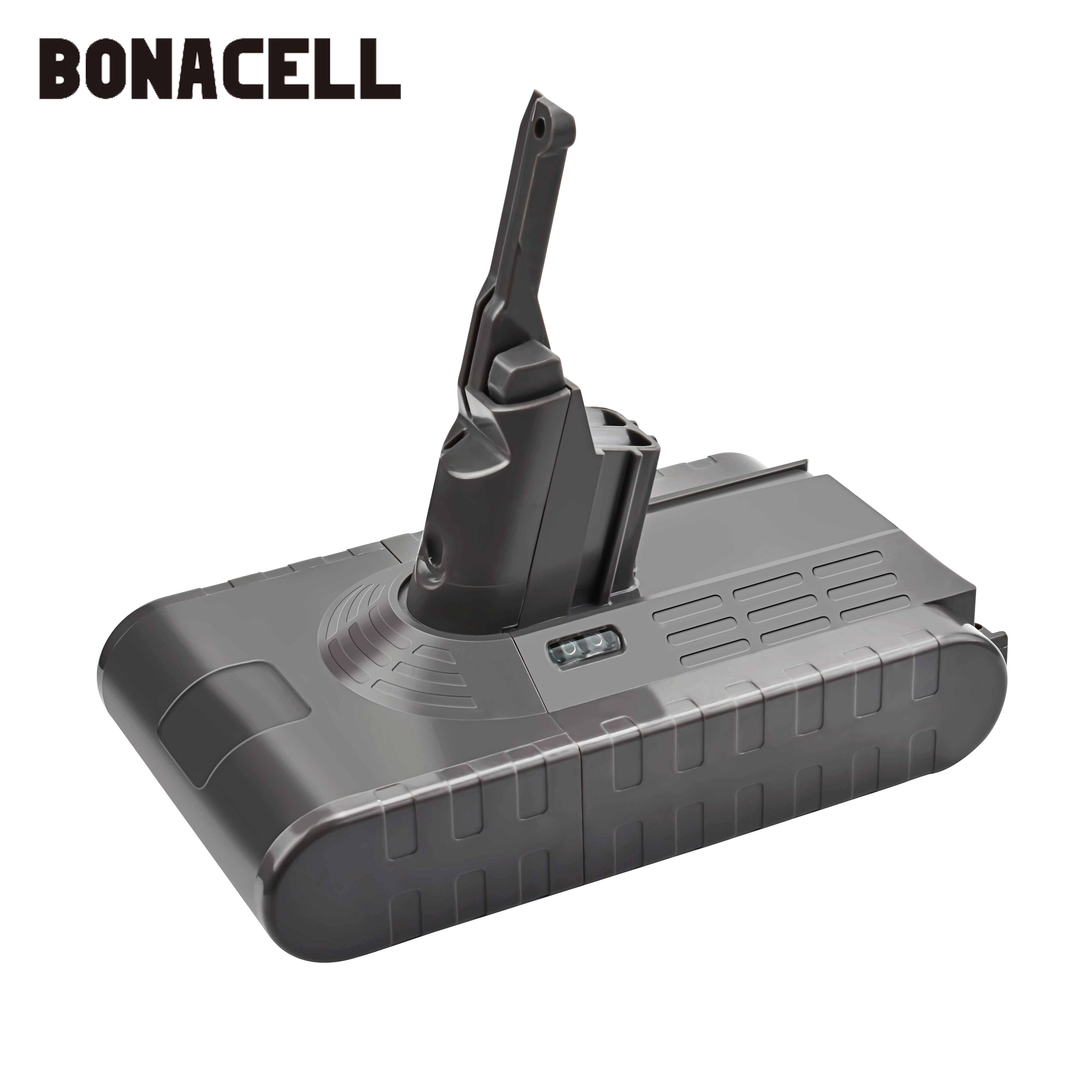 Image 2 - Bonacell V8 4000mAh 21.6V Battery For Dyson V8 Battery Absolute V8 Animal Li ion Vacuum Cleaner Rechargeable BATTERY L30-in Replacement Batteries from Consumer Electronics
