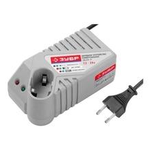 Устройство зарядное для АКБ ЗУБР ЗБЗУ-У (Широкий диапазон поддерживаемых аккумуляторов, защита от перепадов напряжения в сети, защита от перегрева, защита от короткого замыкания)