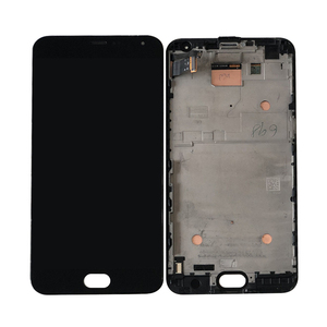 """Image 3 - 5.7""""Original Amoled For Meizu Pro 5 Pro5 Axisinternational LCD Screen Display+Touch Panel Digitizer With Frame For Meizu Pro 5"""