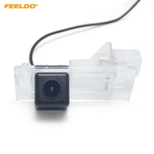 FEELDO Waterproof Car CCD Rear View font b Camera b font For Renault Duster 2016 Backup