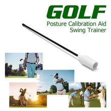 14.82 inch Golf Training Aids Golf Swing Trainer Beginner Gesture Alignment Correction
