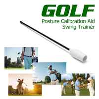14.82 inch Golf Training Aids Golf Swing Trainer Beginner Gesture Alignment Correction Aids Outdoor Sports Entertainment