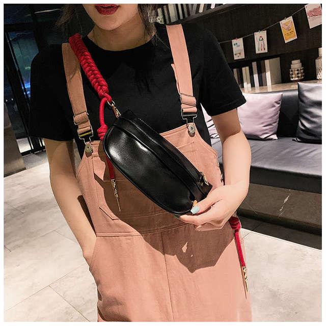 Повседневная поясная сумка для женщин из искусственной кожи поясная Сумка пояс мешок телефонные чехлы повседневное Ч
