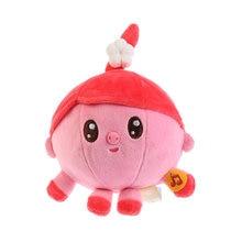 Мягкая игрушка Мульти-Пульти Малышарики Нюшенька, озвученная, 10 см