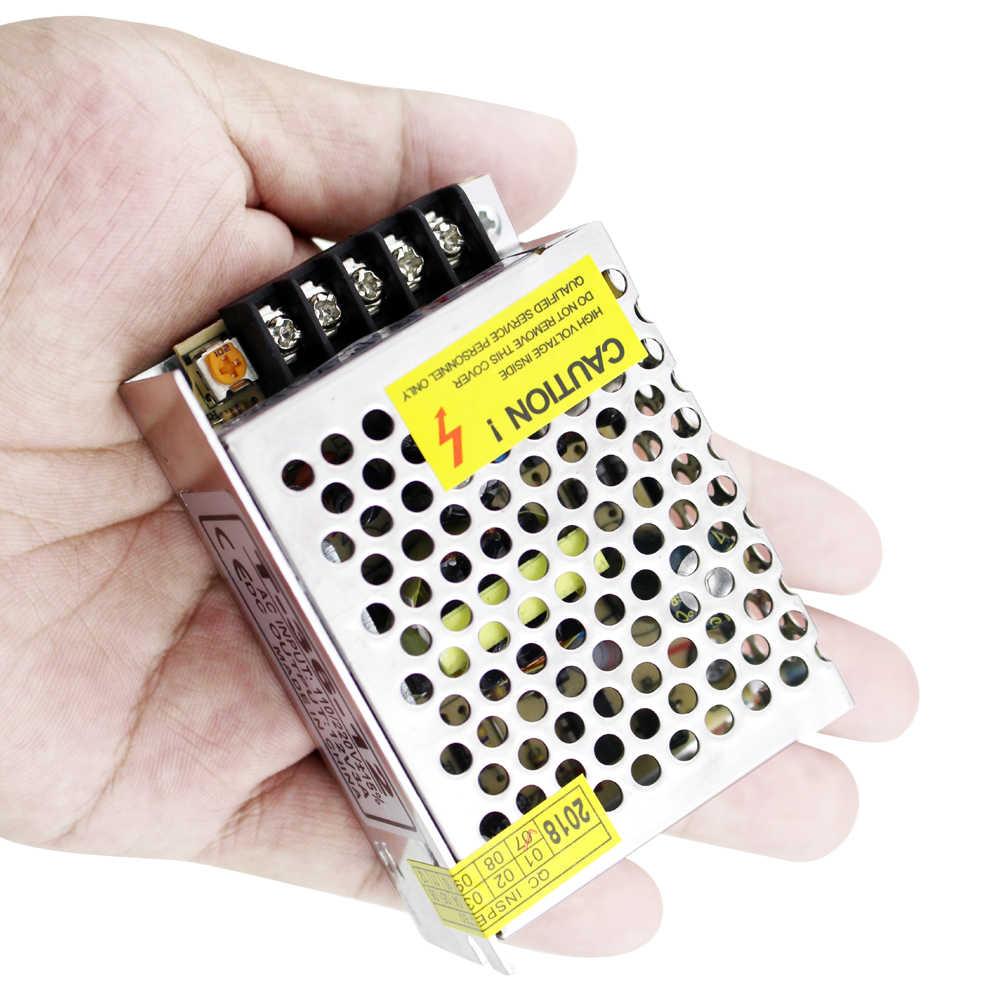 AC 220 В до 12 В Питание 2a 24 Вт источник Питание 12 В 2a 24 Вт светодио дный драйвера 12 В Smps 12 вольт Питание 12 В