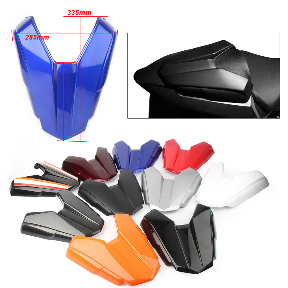 Rear Pillion Passenger Cowl Seat Back Cover For Honda <font><b>CB500F</b></font> CBR500R 2016 2017 <font><b>2018</b></font> Motorcycle Spera Part image
