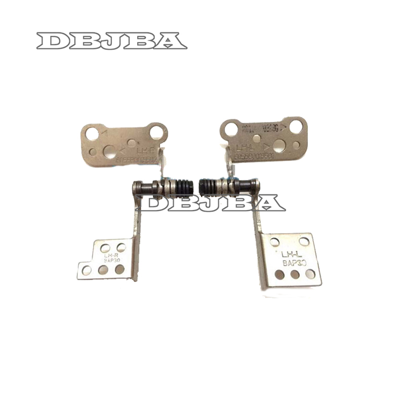 New Laptop Lcd Hinges For <font><b>Acer</b></font> <font><b>Travelmate</b></font> <font><b>8372</b></font> 8372G 8372T 8372Z R+L Hinges PN: 6055b0016501 6055b0016502 image