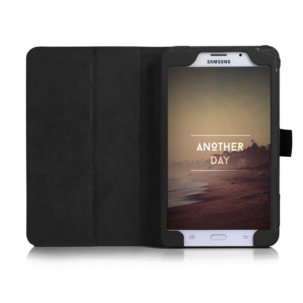 Чехол из искусственной кожи с подставкой для Samsung Galaxy Tab A 6 A6 7,0 2016 T280 SM-T280 T280N T285 T281, чехол для планшета-2