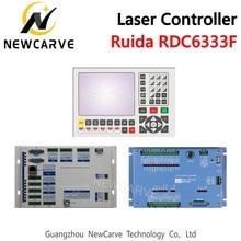 Ruida RD RDC6333F DSP Fiber Laser Cutting Controller For Laser Cutting Machine NEWCARVE smartrayc ruida rd rdc6344g 7 touch panel co2 laser dsp controller for laser engraving and cutting machine rdc dsp 6344g