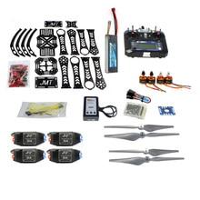 DIY RC Drone Quadrocopter RTF X4M360L Frame Kit QQSuper Flysky FS-i6 TX F14892-F