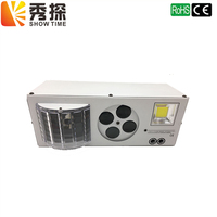 Good quality LED 4 in 1 Gobo laser strobe stage effect color light Professional for Home entertainment KTV sing dance
