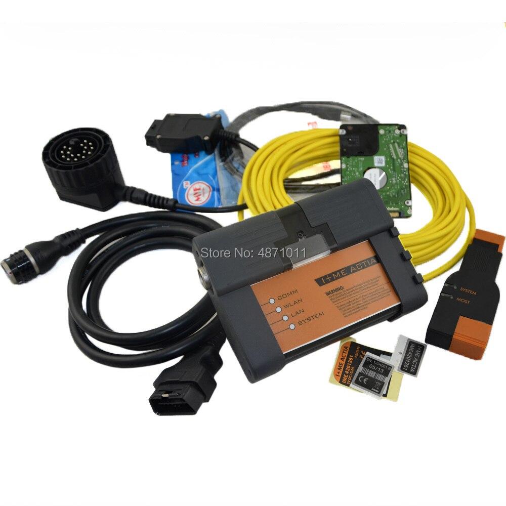 ICOM NEXT For BMW ICOM A2+B+C Professional  Diagnostic & Programmer Tool Newest Software V2019.12