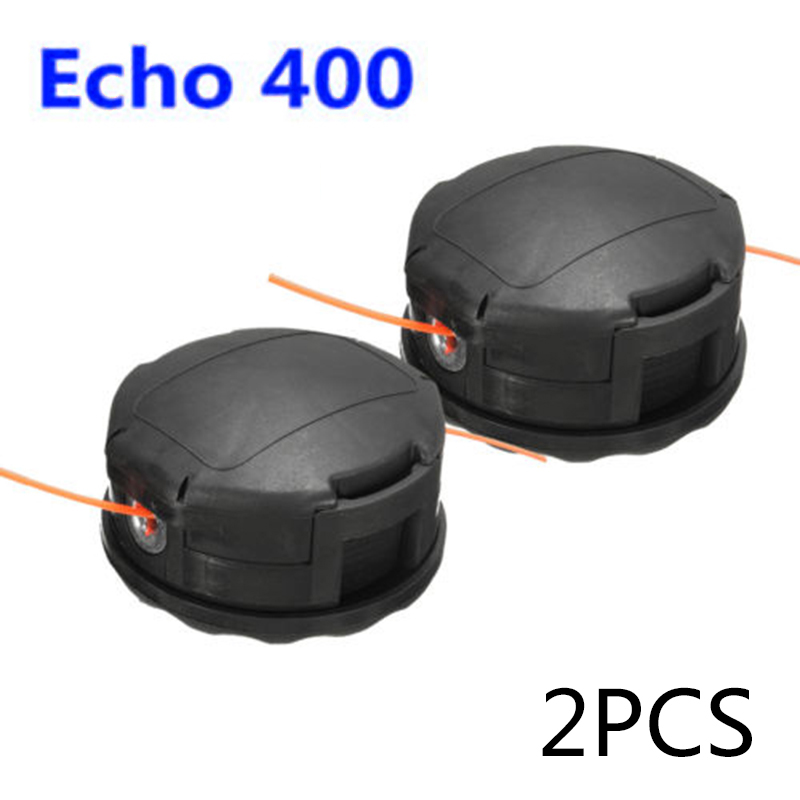 2PACK Bump Feed String Trimmer Head For Echo Speed-Feed 400 SRM-225 SRM-230 PART2PACK Bump Feed String Trimmer Head For Echo Speed-Feed 400 SRM-225 SRM-230 PART