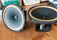 pair 2 unit HiEND 6.5inch fullrange speakerDIATONE P610S CL0N (2019 classic Alnico version)