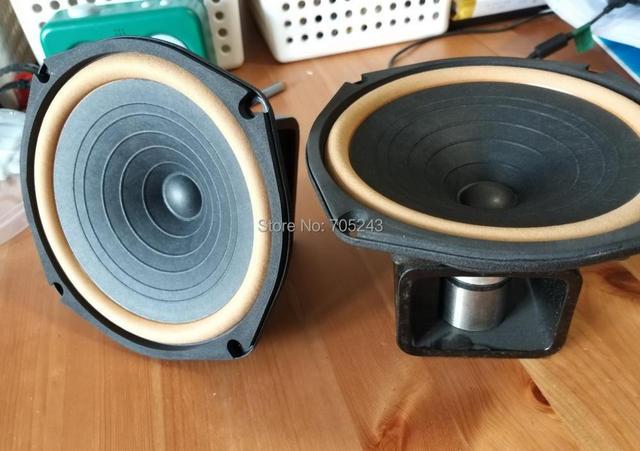 pair 2 unit  HiEND 6.5inch fullrange speakerDIATONE P610S CL0N    (2020 classic Alnico version)