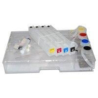 970xl 971xl Bulk ink СНПЧ для hp Officejet Pro x451dn x451 x476dw x551dn x576dw Принтер система СНПЧ с чипом АРК для hp 970 971