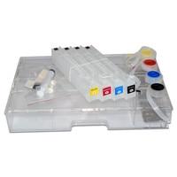 970xl 971xl Bulk ink Ciss For HP Officejet Pro x451dn x451 x476dw x551dn x576dw Printer Ciss System With ARC Chip For HP970 971