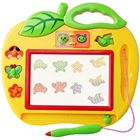 Magic Slate Color Small Format with Stamps, Toy for Girl and Boy 18 Months, Mini Games for Babies and Children 2 and 3 Years -