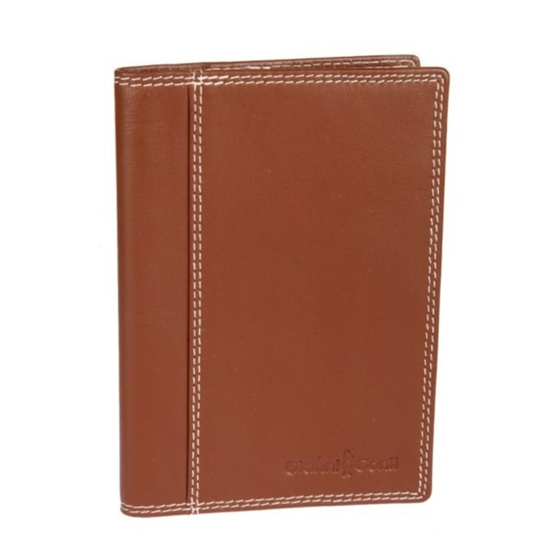 Фото - Passport cover Gianni Conti 1807455 tan multi lovmaxi 2018 genuine leather men passport cover men s wallets vintage multi function long purses card holders cases