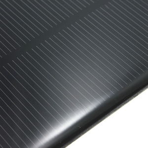 Image 3 - CLAITE Wholesale 5V 1.25W 250mA Solar Panel Monocrystalline Silicon Epoxy DIY Solar Cells Module For Cellphone Battery Charger