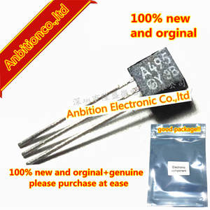 10pcs 100% new original A495 2SA495 PNP TO-92 MOS SILICON PNP EPITAXIAL in stock