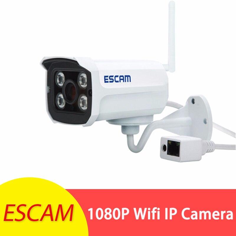 ESCAM Brick QD900 WIFI 1080P HD Wireless IP Camera 3.6mm Lens P2P Cloud IR 15m Detection Waterproof Surveillance Security CameraESCAM Brick QD900 WIFI 1080P HD Wireless IP Camera 3.6mm Lens P2P Cloud IR 15m Detection Waterproof Surveillance Security Camera