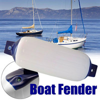 58x16cm PVC Protected Inflatable Boat Fenders Suitable For Small Boats Useful Buffers Anti collision Ball Mounted Horizontally