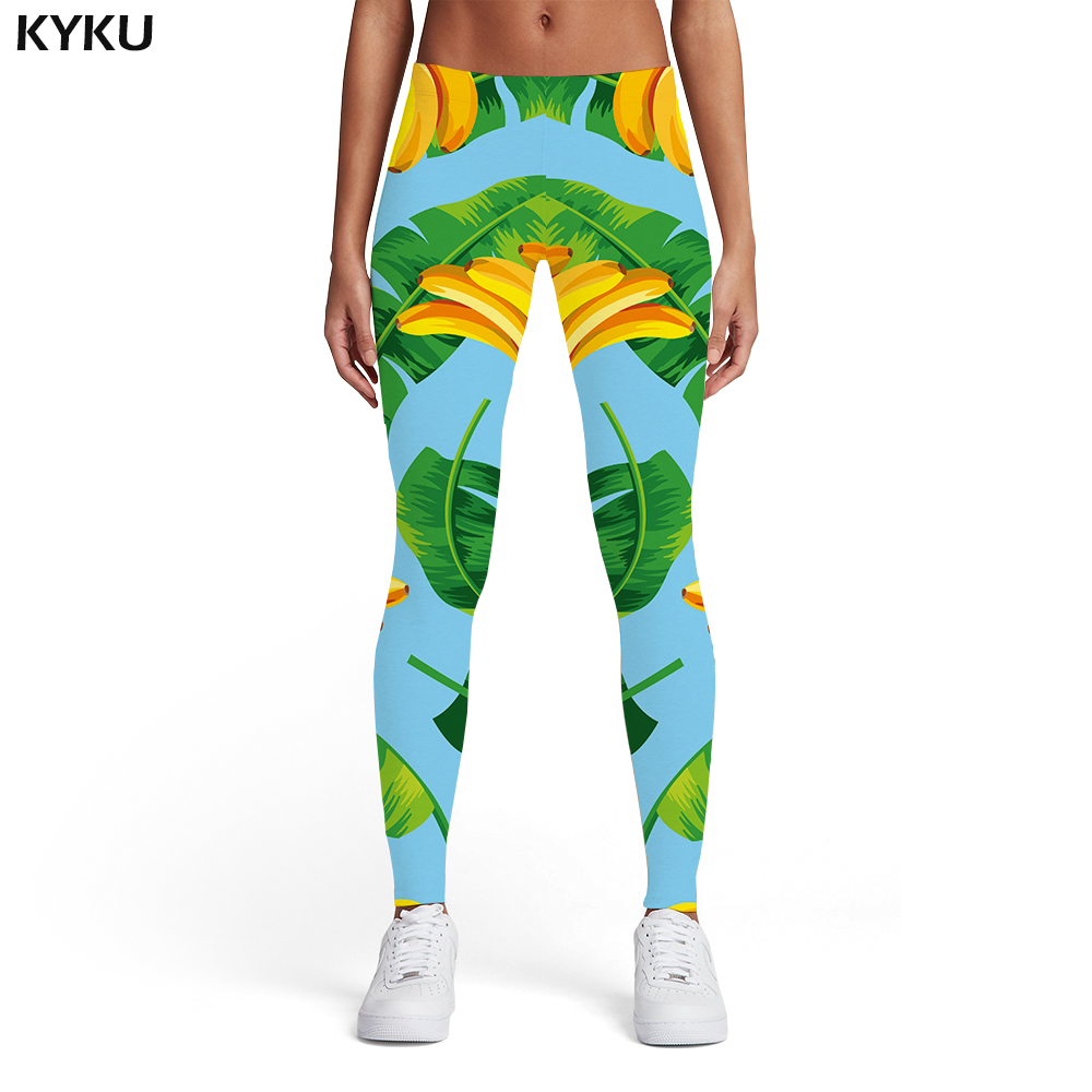 Kyku Geometric Leggings Women Colorful Spandex Vintage Sexy Rainbow Ladies Graphics Trousers Womens Leggings Pants Jeggings