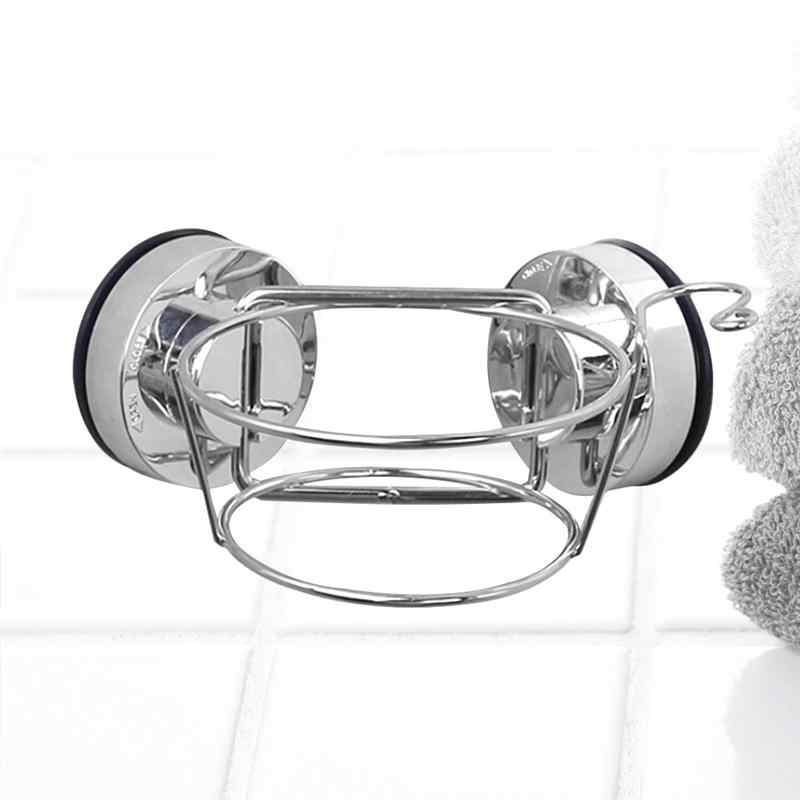 1 шт. практические конусообразная творческий, Не оставляющий следов надежный дизайн, на присоске фен для волос держатель стойки для туалета дома спа ванна салон, отель