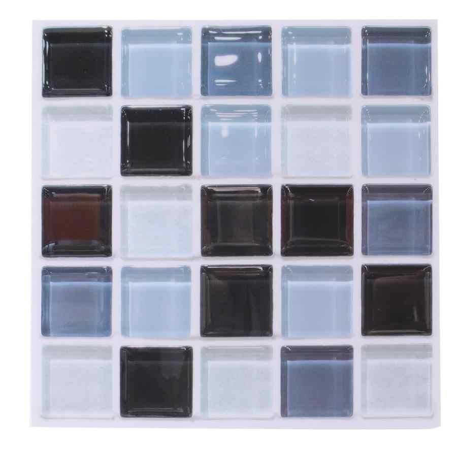 Наклейка на стену s 6 шт Мозаика самоклеющаяся наклейка на настенную плитку масло для кухни наклейка s ванная комната Декор ПВХ