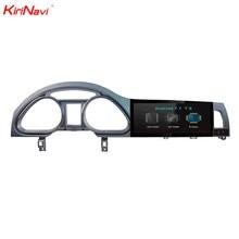 KiriNavi 10,25 «Touch Дисплей Android 7,1 для Audi Q7 автомобиля радио MP5 аудио gps навигации монитор мультимедиа играйте
