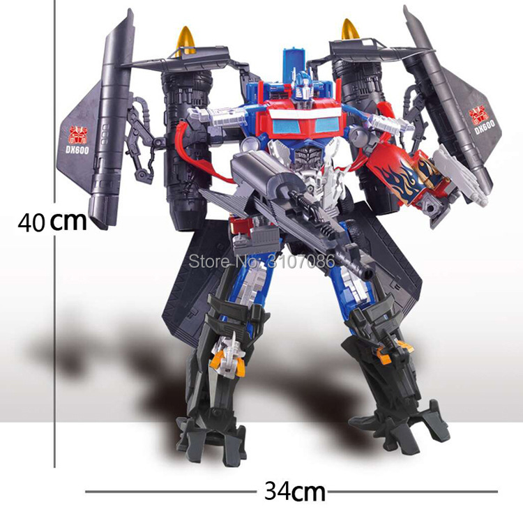 Image 5 - Movie TF Transformation jetfire Vest Fit OP Commander DX9 2in1 Ko Action Figure Robot Toys-in Action & Toy Figures from Toys & Hobbies