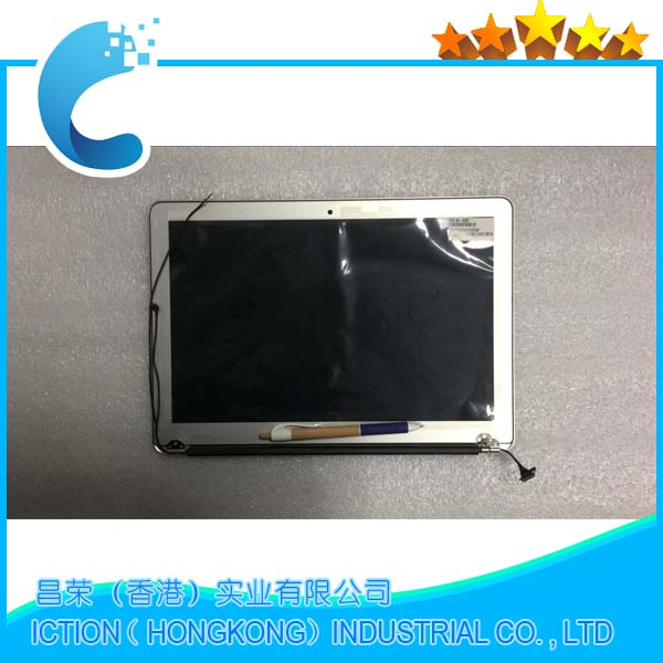 Genuine New A1466 LCD LED Screen Display Assembly for Apple MacBook Air 13 A1466 LCD Display Assembly 2013 to 2017 Year image