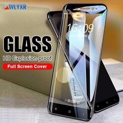 На Алиэкспресс купить чехол для смартфона 9h full cover tempered glass for xiaomi mi 9 a2lite redmi k20 6 6a 7 7a 5 plus note 6 7 pro premium screen protector glass case