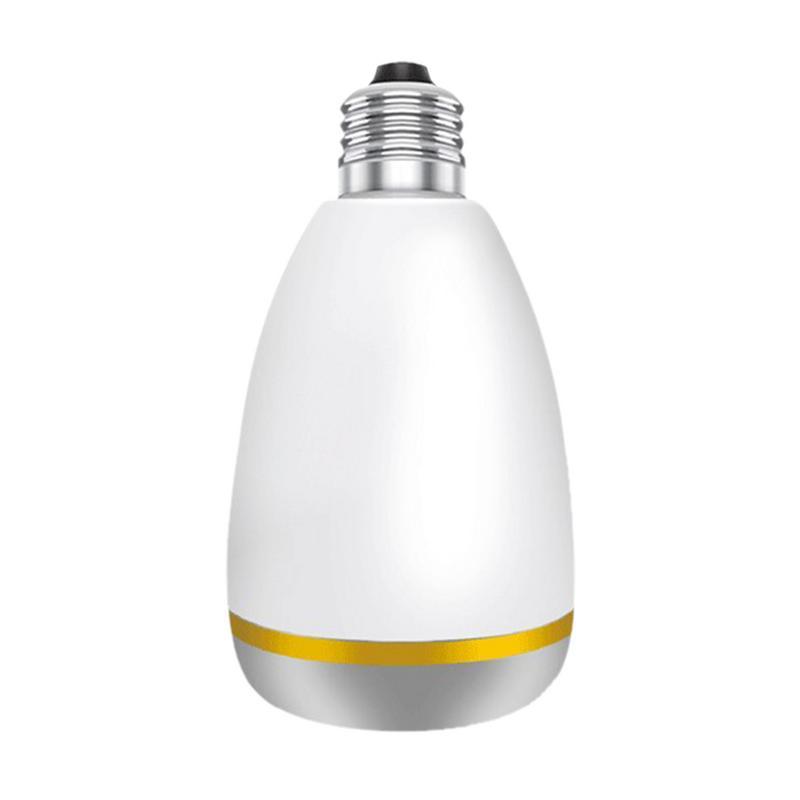 AC 100-240 V coloré LED ampoule avec Bluetooth haut-parleur lecteur de musique lumière LED télécommande dispositif 2700-6500 K