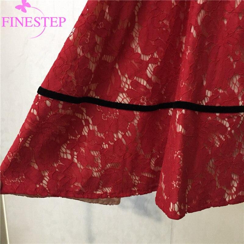 Bureau Qualité Les Dame cou Multi Supérieure De Femmes Printemps Imprimer Fleur Fête Pour V Coton Robe Mode qwnZUAfxW