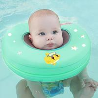 Baby Infant Soft Solid Non Inflatable Float Lying Swimming Ring Children Waist Float Ring Floats Pool Toys Swim Trainer