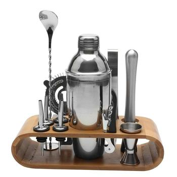 Stainless Steel Cocktail Bar Shaker Set