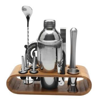 Stainless Steel Cocktail Bar Shaker Set