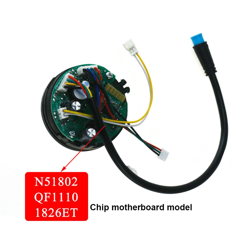 Image 5 - Electric Scooter Bluetooth Control Board BT Card No. 9 Scooter Line Instrument Panel Suitable For Segway ES1 ES2 ES3 ES4-in Skate Board from Sports & Entertainment